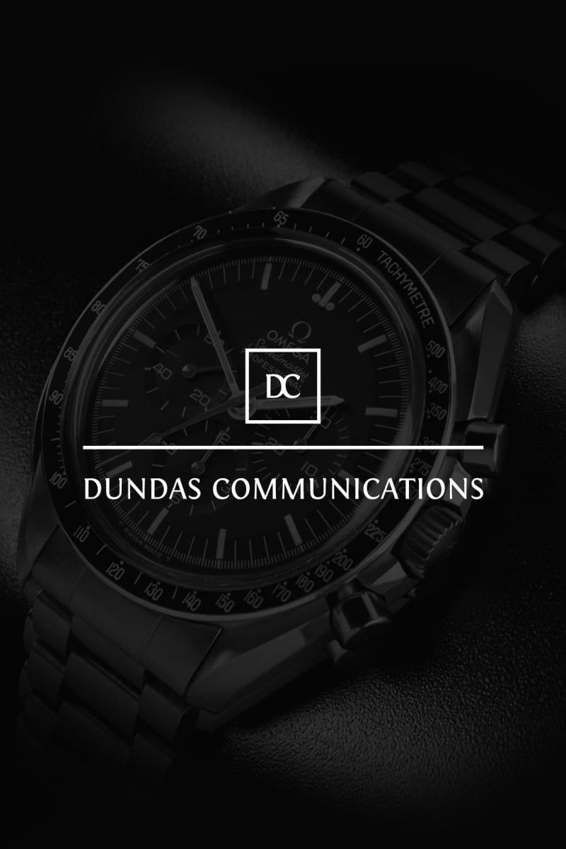 Dundas Communications logo