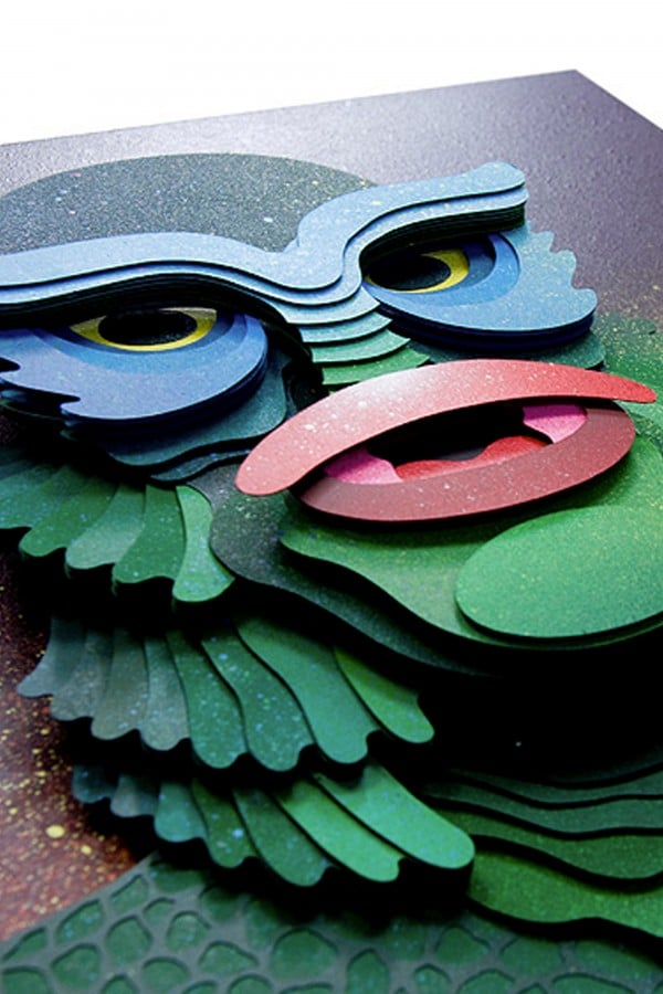 Art work by Eelus